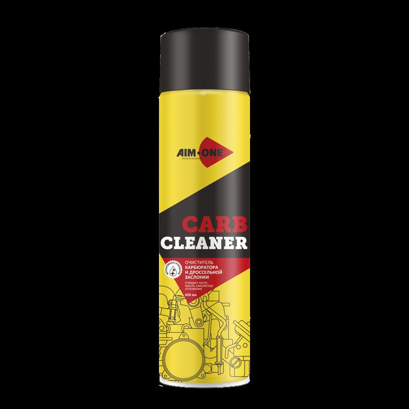 AIM-ONE Очиститель карбюр. и дрос.заслонки (аэроз) 650мл