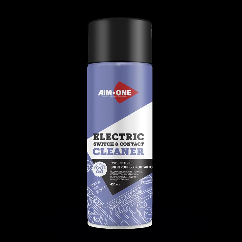 AIM-ONE Очиститель элек.контактов (аэроз) 450мл